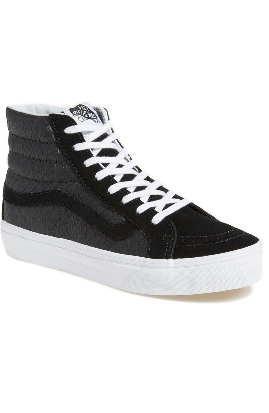 Vans  'Sk8-Hi Slim' Sneaker. Nordstrom. Now: $49. Will be: $74.