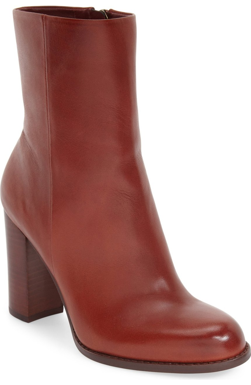 Sam Edelman  'Reyes' Bootie. Nordstrom. Now: $109 Will be: $174.