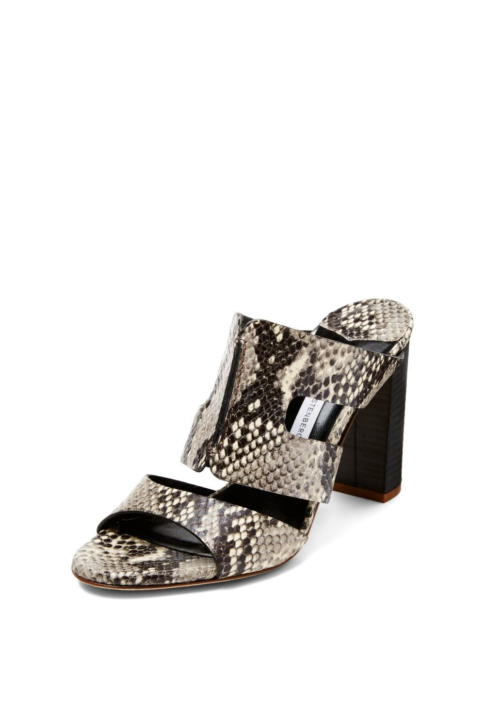 DVF Cosenza Snake Leather Mule. DVF. Was: $348 Now: $174.