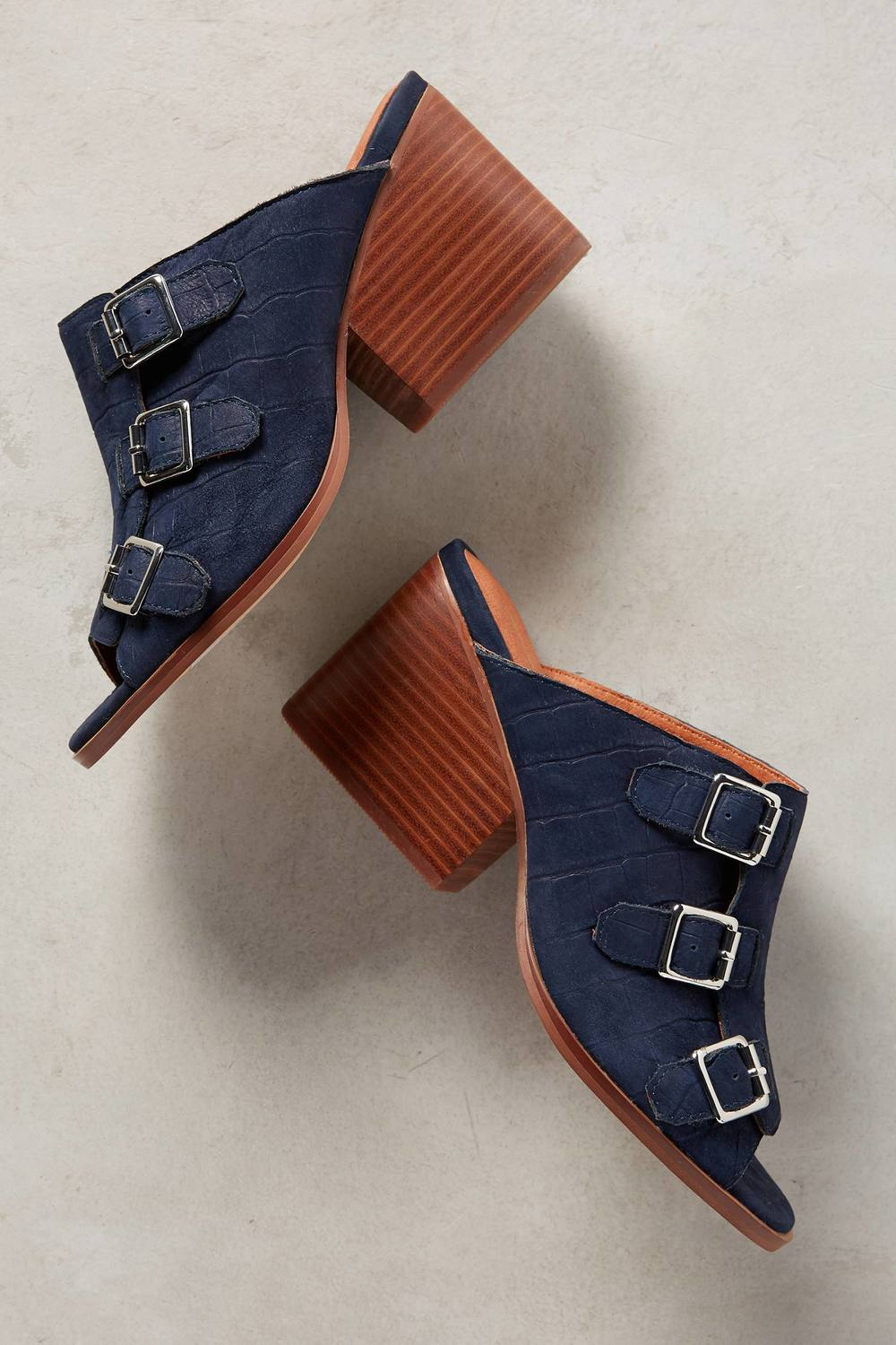 HL Triple Buckle Slide. Available in two colors. Anthropologie. $178.