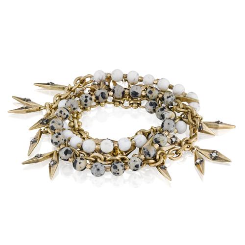 Aventine Fringe Multi-Wrap Bracelet. Chloe + Isabel. $55.