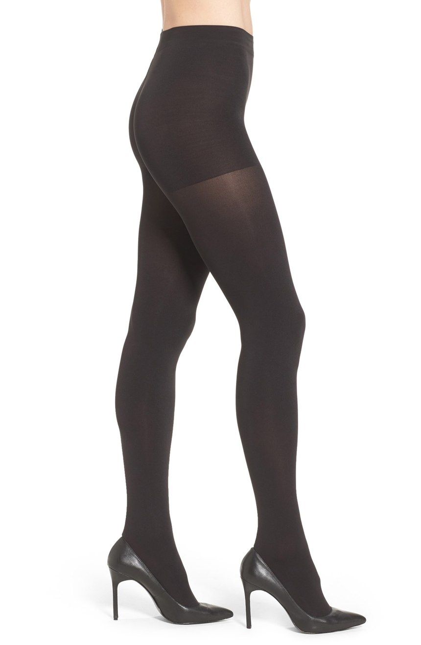 DKNY  'Super Opaque' Control Top Tights. Nordstrom. 2 for $30.