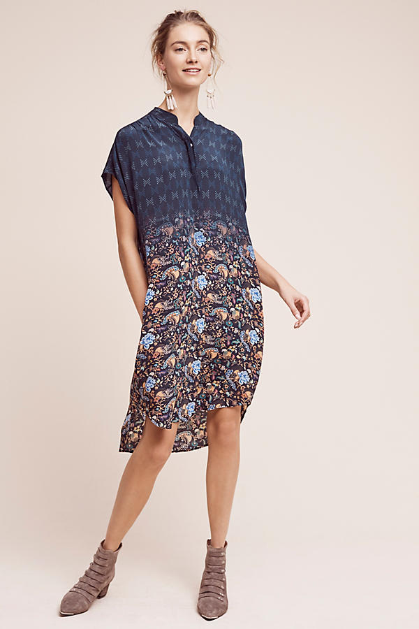Tansey Silk Tunic. Anthropologie. $188.