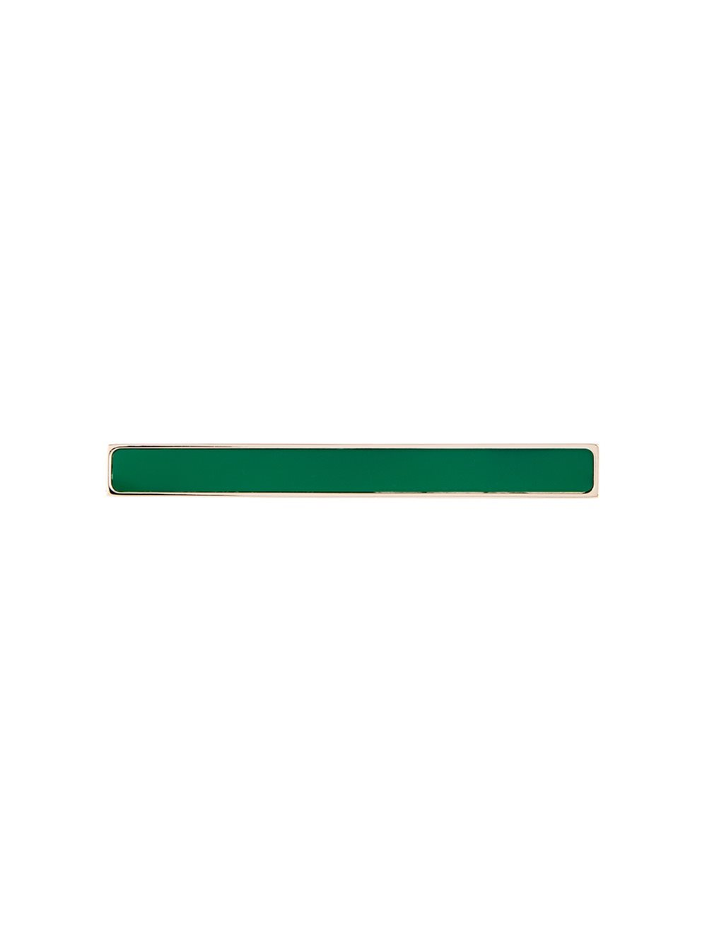 SYLVIO GIARDINA   line brooch. FarFetch. $189.