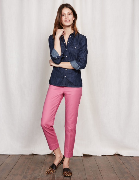 Denim Shirt. Boden. Was: $88 Now: $66.