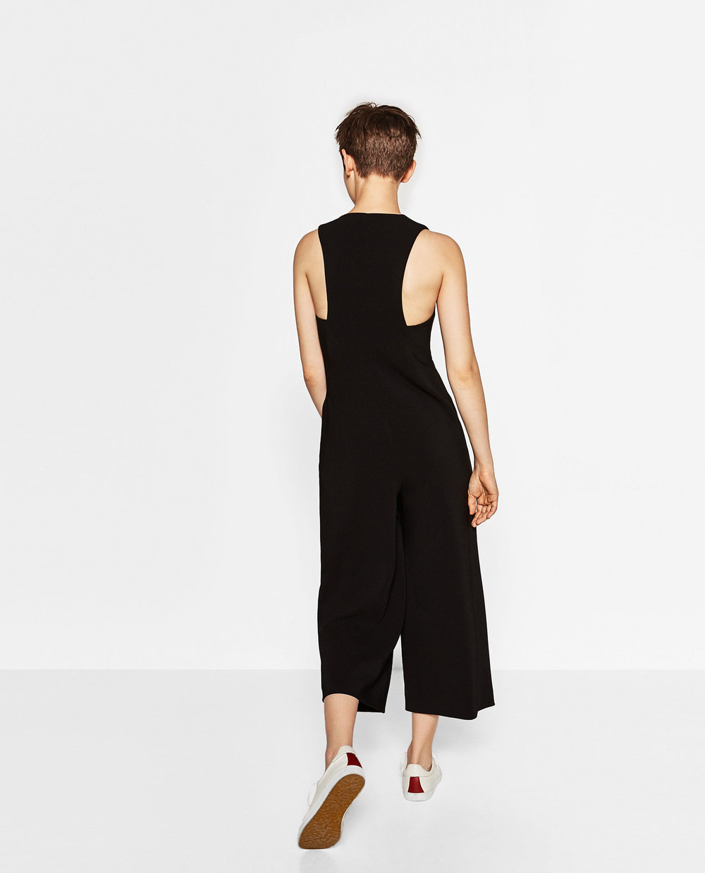 Zipped Jumpsuit. Zara. $99.