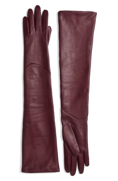 Fownes Brothers  Long Leather Gloves. Nordstrom. $188. Hometown Hero Nordstrom gives back in a major way.  Here are a few.