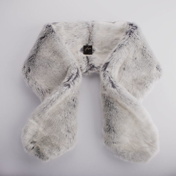 Winter Fox Faux Fur Stole. Available in multiple colors/ furs. Made by hand in Seattle! Foxglove Bridal. $185.
