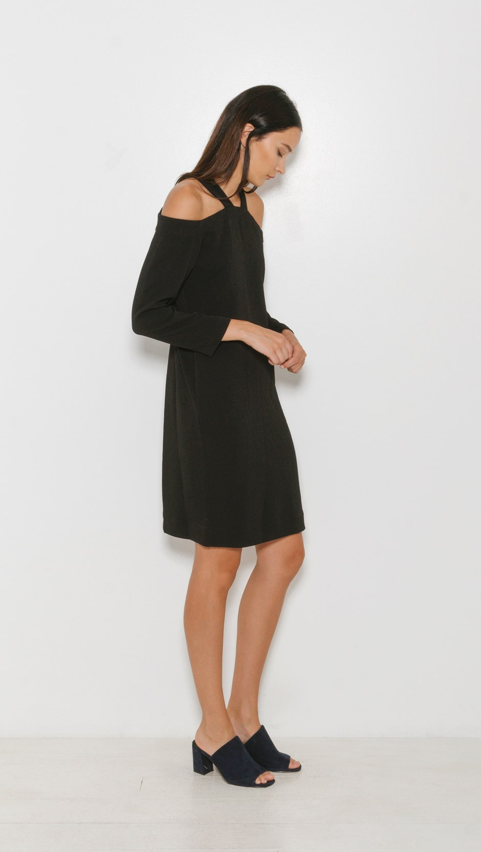Nomia  Trestle Dress. The Dreslyn. $450.