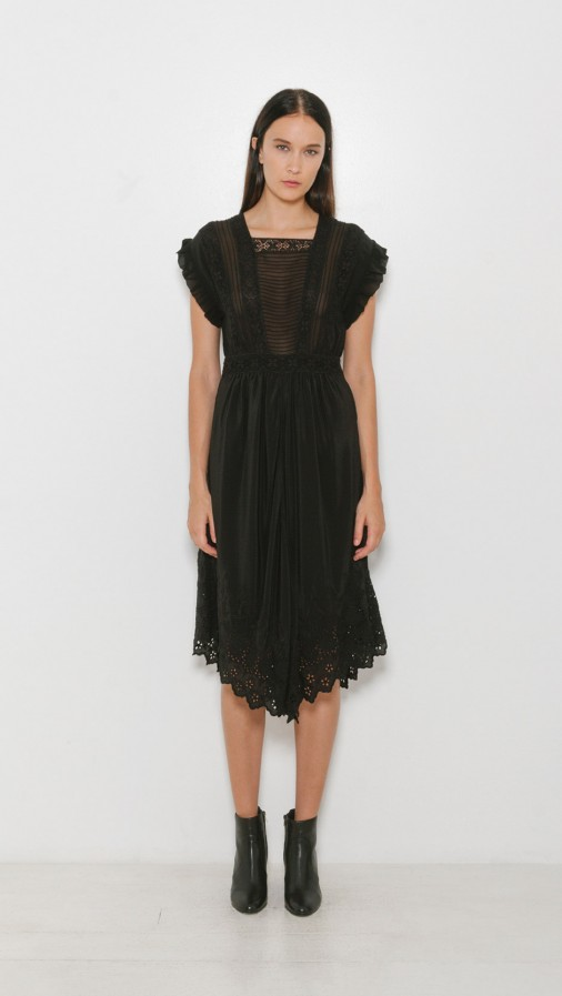 Ulla Johnson   Genevieve Dress. The Dreslyn. $656.