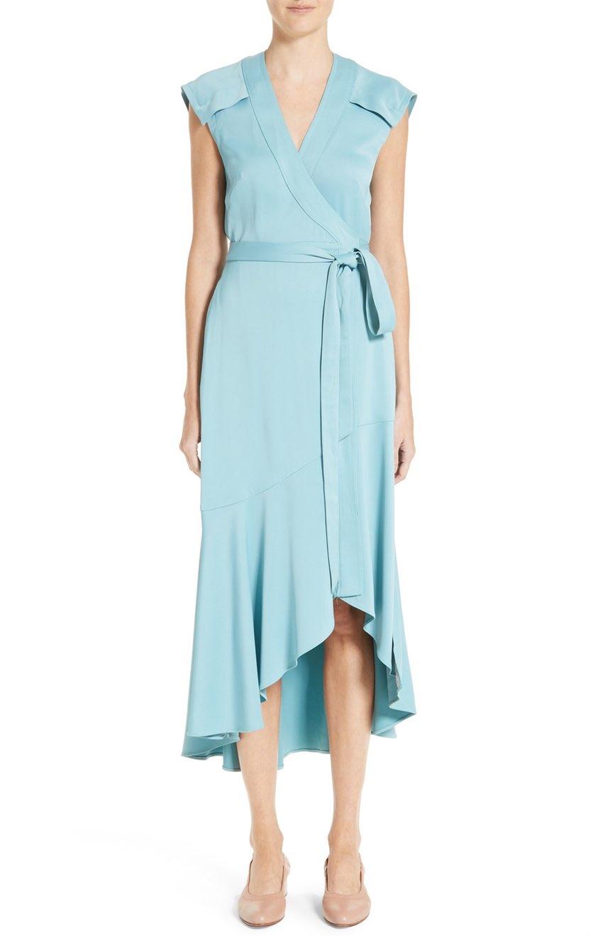 RACHEL COMEY  Wallace Wrap Dress. Nordstrom. $675.