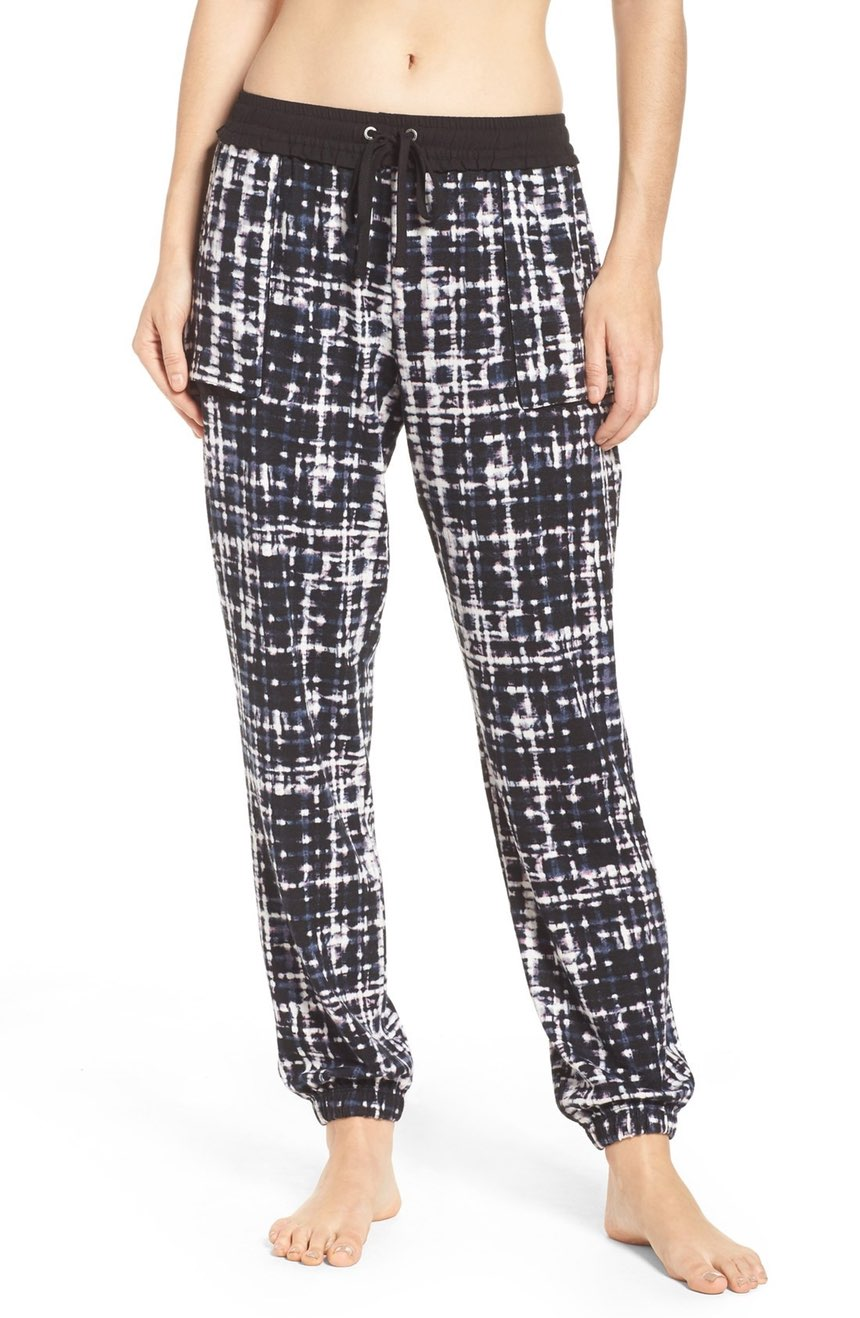 Kensie Jogger Pants. Available in two colors. Nordstrom. Was: $48 Now: $28.