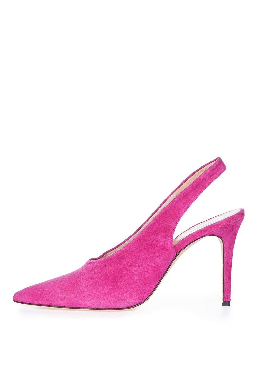 Slingback Court Shoes by Unique. Topshop. Was: $210. Now: $100.