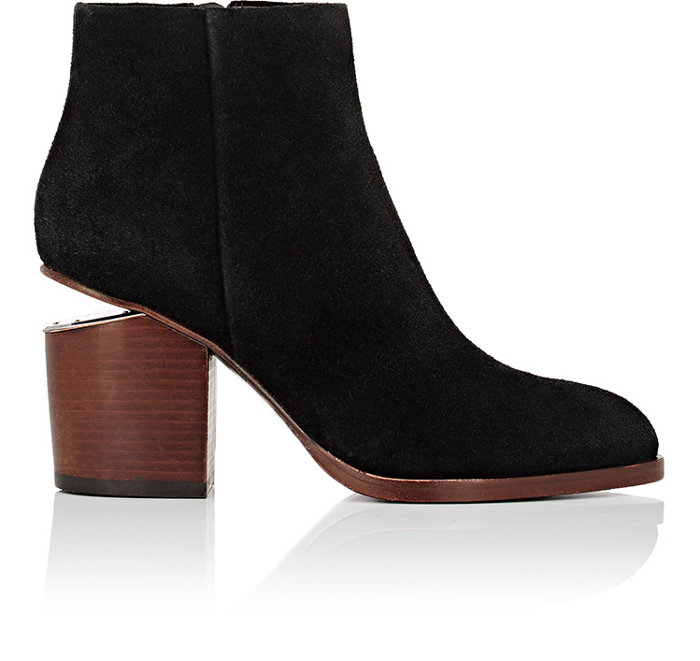 ALEXANDER WANG  Gabi Ankle Boots. Barneys Warehouse. Was: $650. Now: $329.
