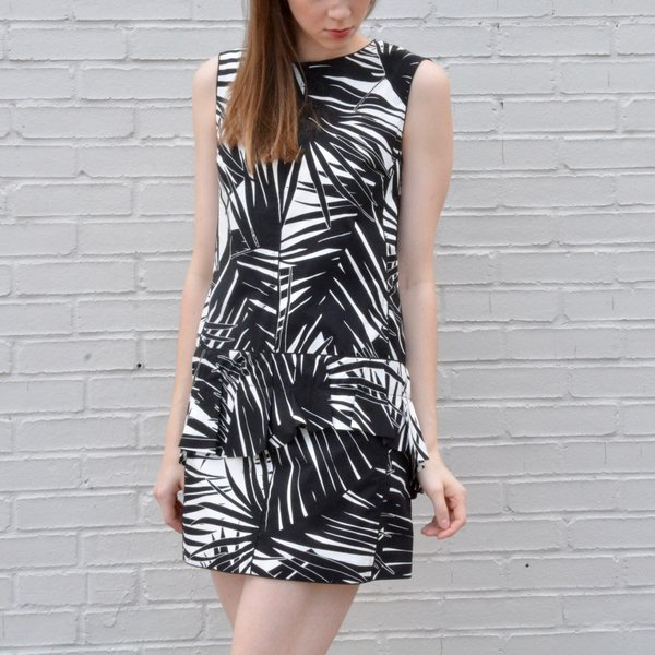 Marc Jacobs Fern Print Mini Dress. United Apparel Liquidators. Was: $895. Now: $269.