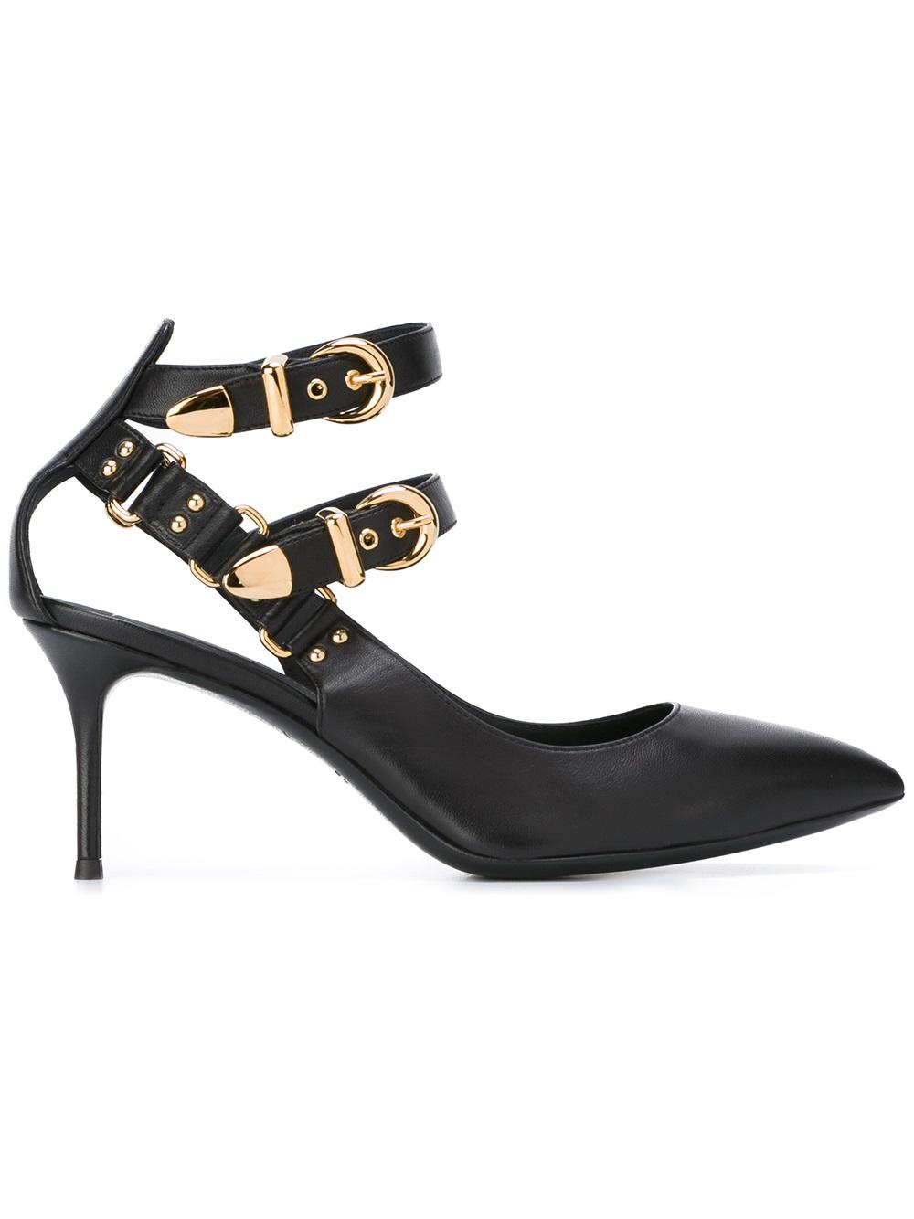 GIUSEPPE ZANOTTI DESIGN   'Meredith' pumps. FARFETCH. Was: $995. Now: $498.