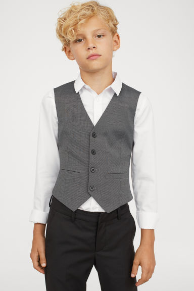 Suit Vest. Available in three colors. H&M. $29.
