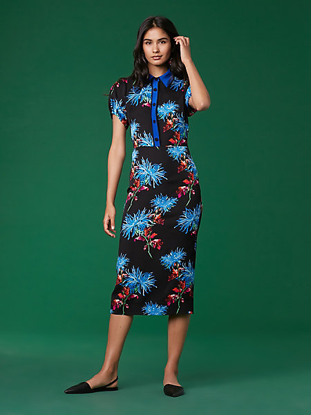 The DVF Elly Dress. DVF. Was: $468. Now: $280.