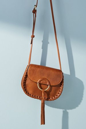 Western Ring Saddle Bag. Anthro. $58.