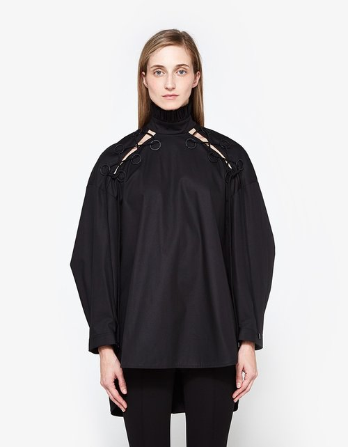 Ellery Rail Road Oversized Shirt. Need Supply. Was: $1,730. Now: $519.