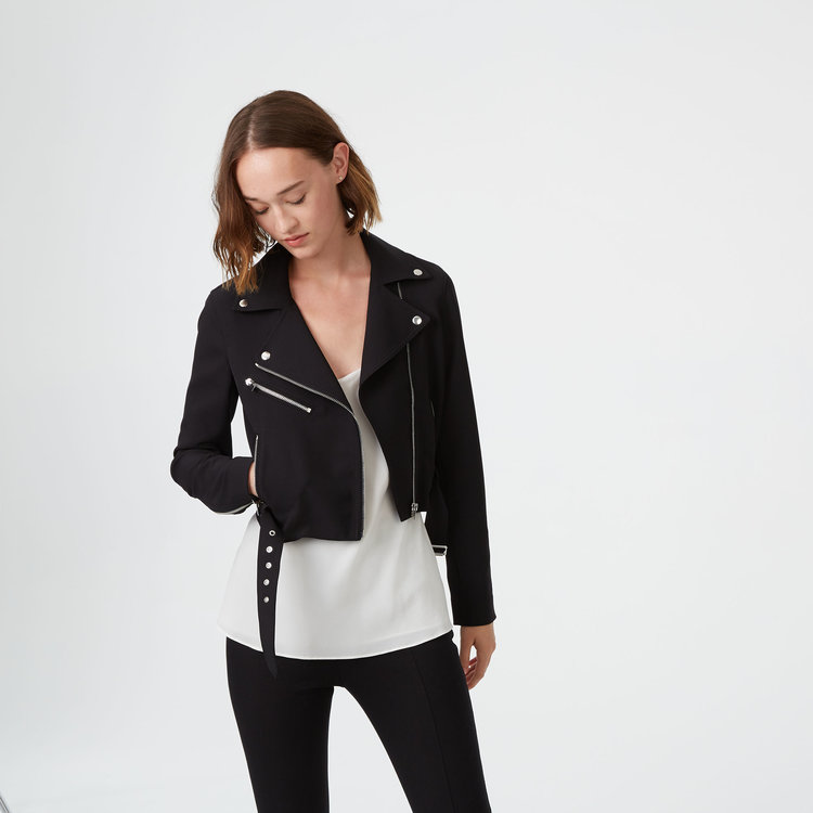 Lacarrah Jacket. Club Monaco. $288.