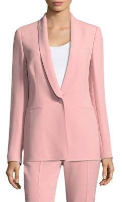 Escada Button-Front Wool Blazer. Saks 5th Avenue. Was: $1250. Now: $375.