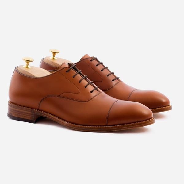 DEAN OXFORD - CALFSKIN LEATHER. Available in 4 colors. Beckett Simonon. Was: $300. Now: $199.