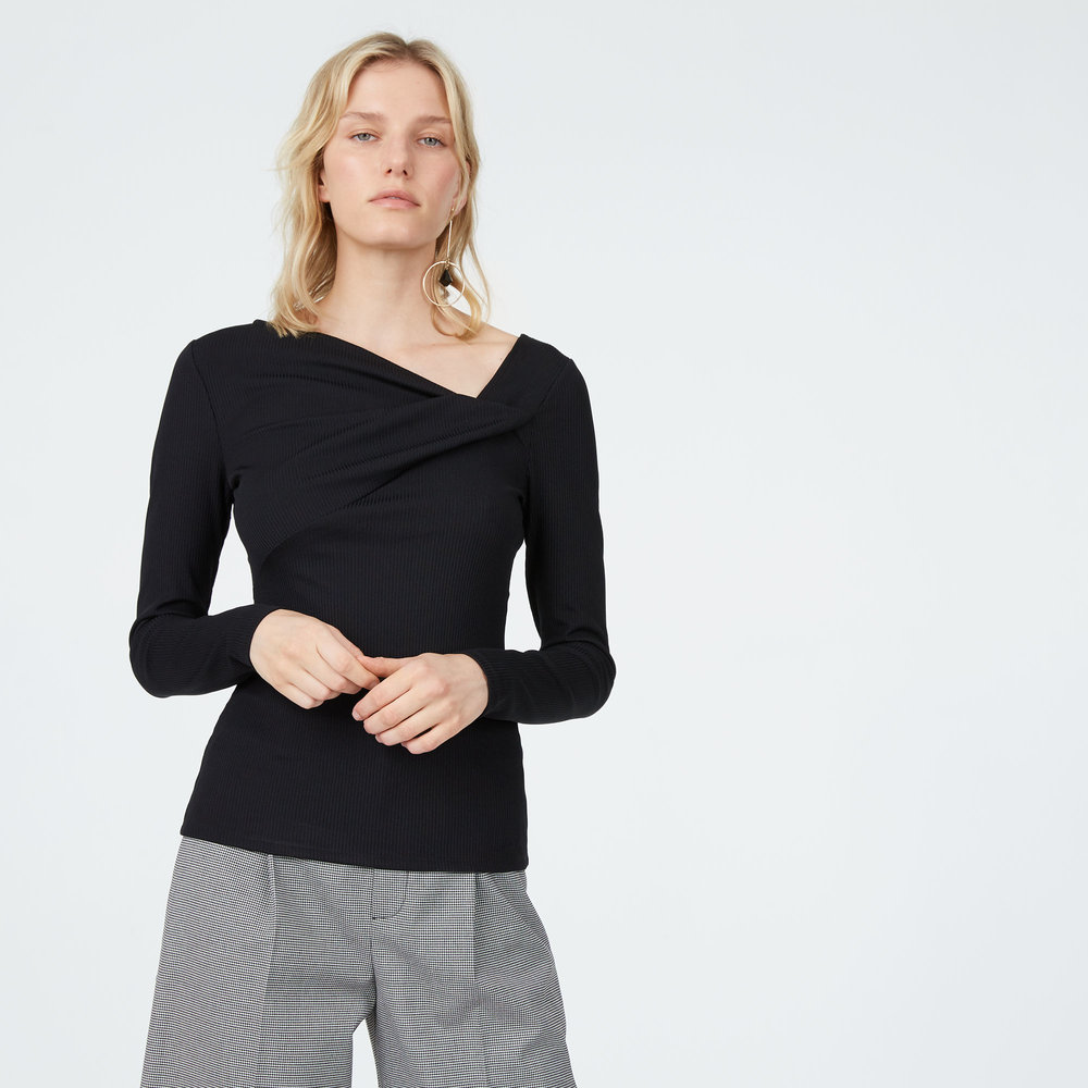 Asymmetrical top.
