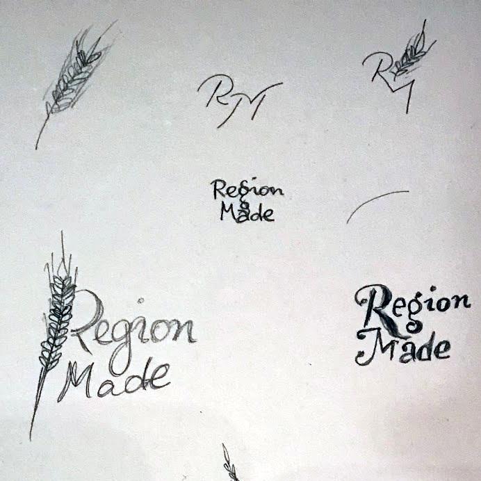 Region Made Sketches