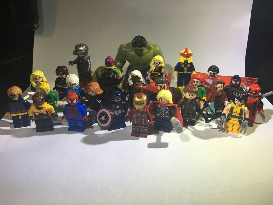 Updated Avengers Roster 2015