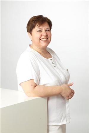 Olga Micheilis  Altenpflegerin; Mentor
