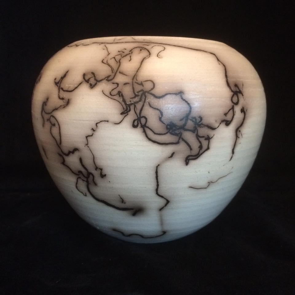 'Horsehair pot'