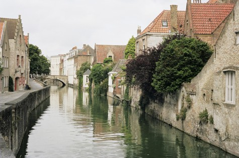 Bruges is a charming city to explore