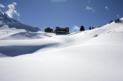 The Bellevue hotel, Kleine Schiedegg