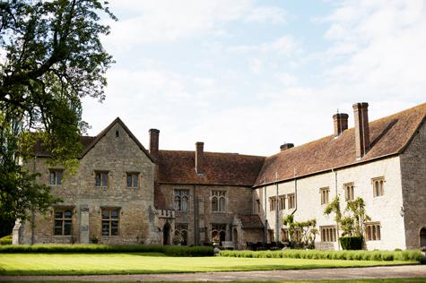 Notley Abbey, Buckinghamshire