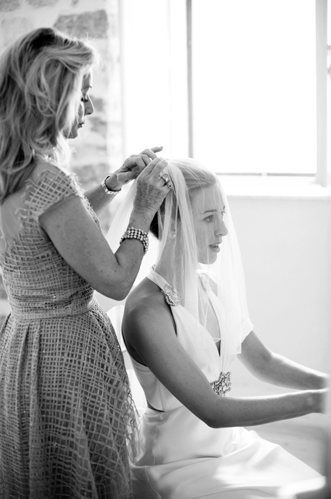 Bride getting ready, wedding in Montenegro by Pearl Pictures