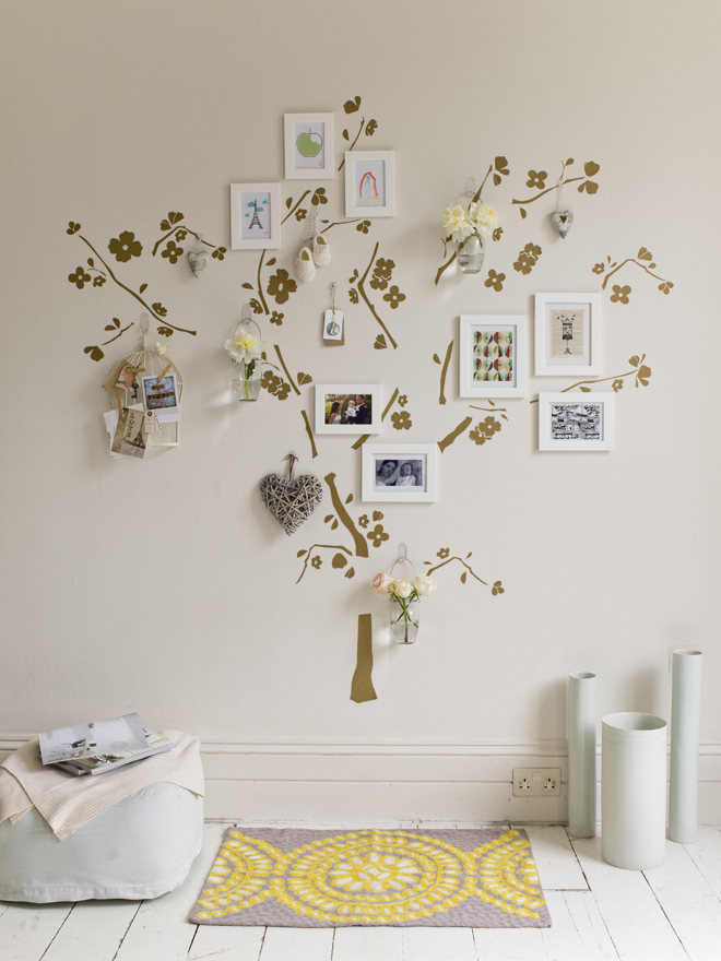 3M Memory Wall by Jemma Watts Photography and Pippa Jameson Interiors