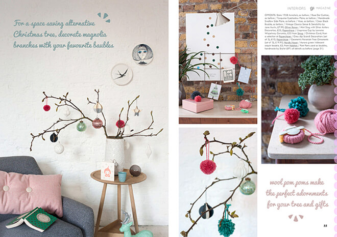 Winter Pastel Interiors for 91 Magazine by Jemma Watts Photography