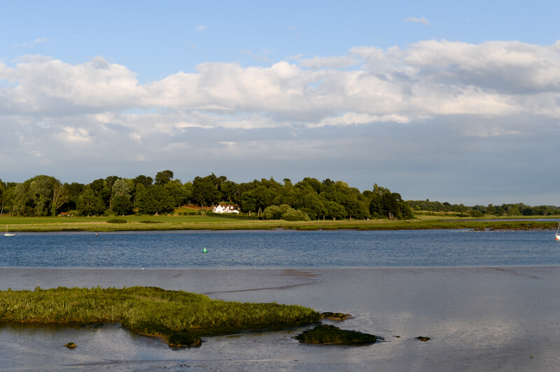 Walk along by the River Deben, Suffolk by Jemma Watts Photography