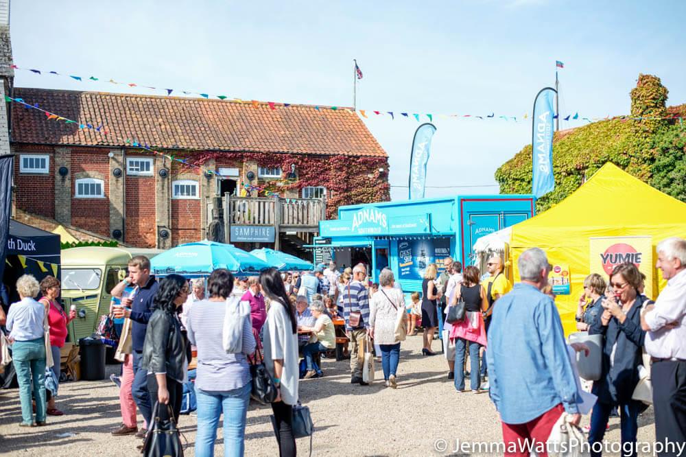 The Aldeburgh Food & Drink Festival