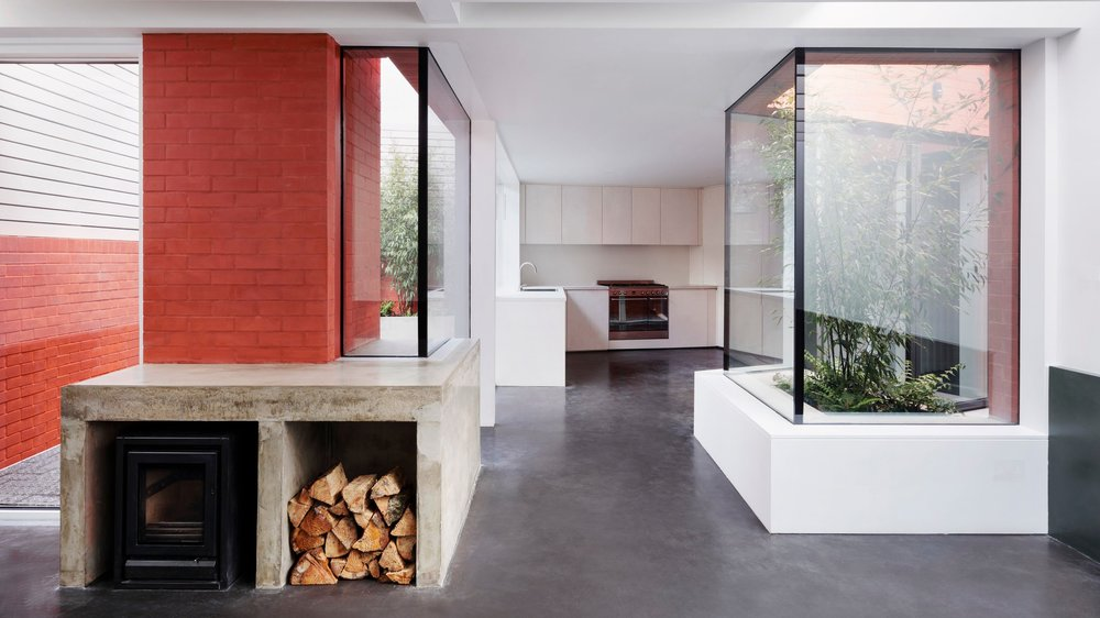 RIBA House of the Year finalist: Red House, London, by 31/44 Architects