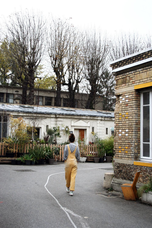 Nous Paris - Portrait Laurette