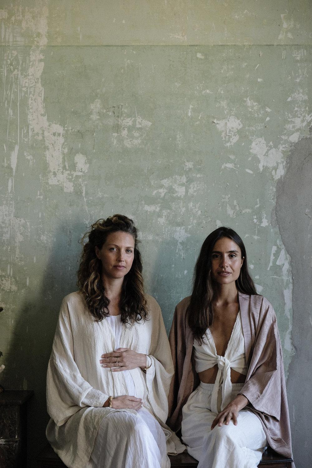 Erica Jago & Jade Christina for One Oneness