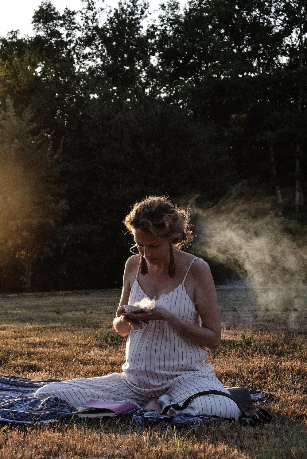Indigo Yoga Retreat - Erica Jago