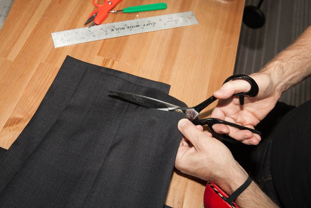 Top-notch laundry and alteration services for demanding customers in New York City.