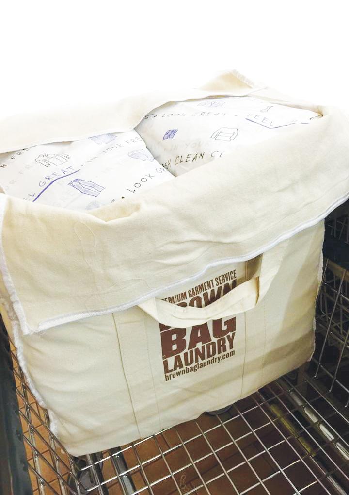 Brown Bag Laundry