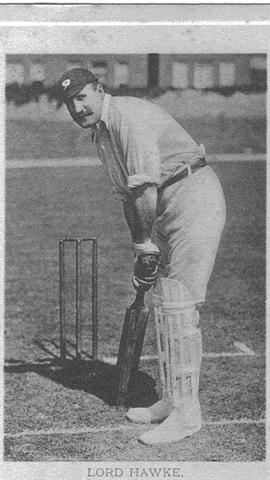 Lord Hawke 1912-1938