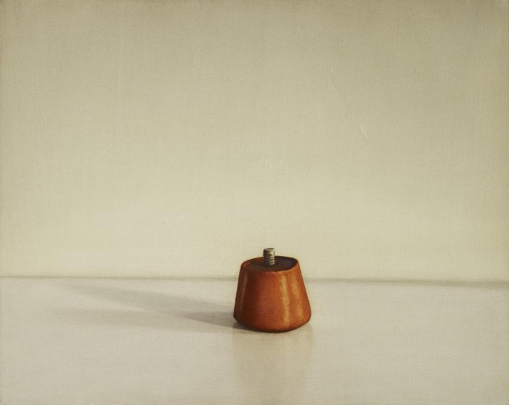 Orange Widget, 2013, 11x14,o/l