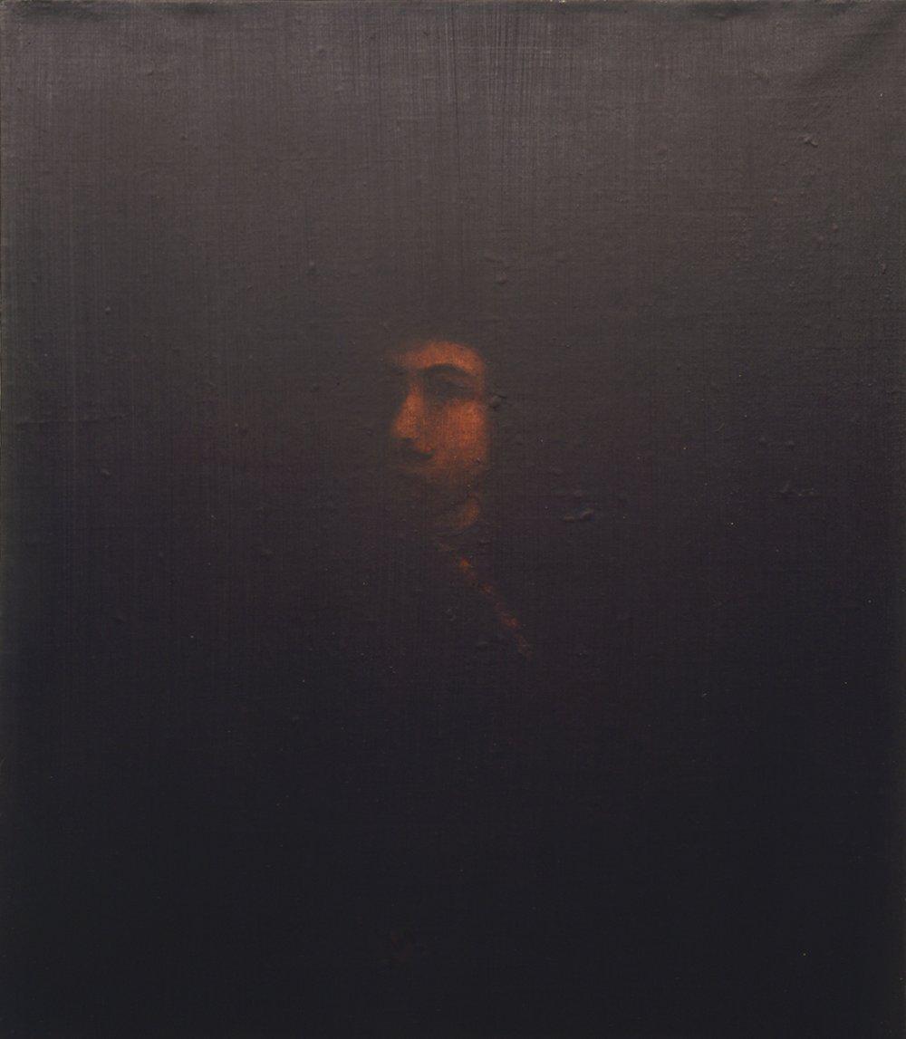 Untitled, 1990, 16x14, o/l