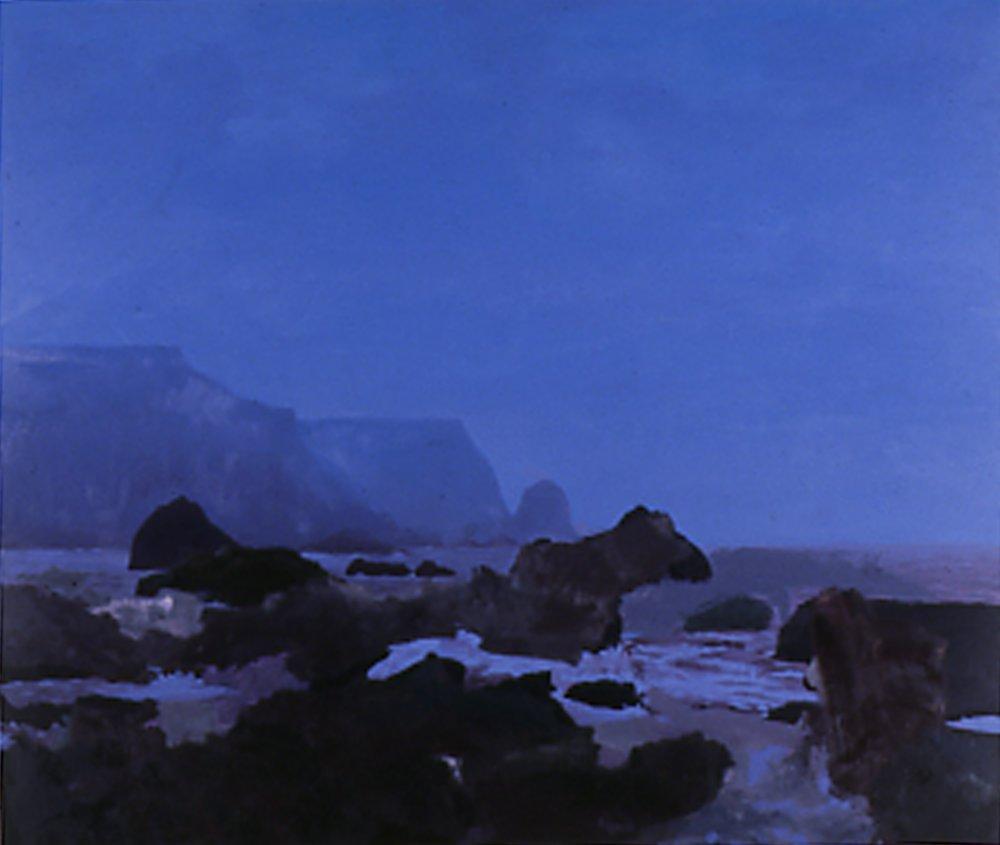 Untitled, 1984, 72x84, o/c